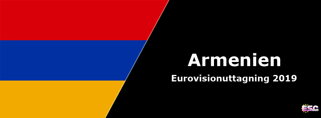 Armenien i Eurovision Song Contest 2019