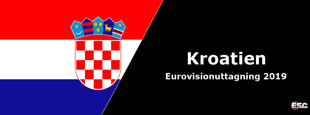 Kroatien i Eurovision Song Contest 2019