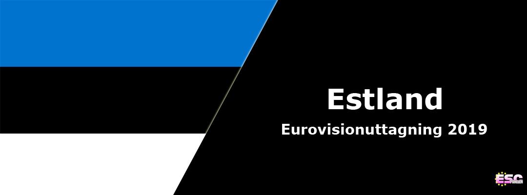 Estland i Eurovision Song Contest 2019