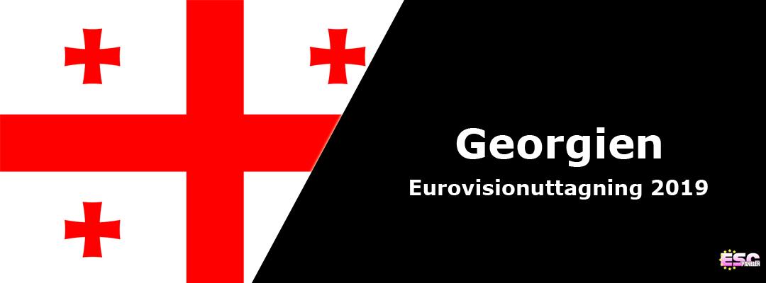 Georgien i Eurovision Song Contest 2019