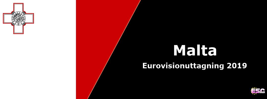 Malta i Eurovision Song Contest 2019