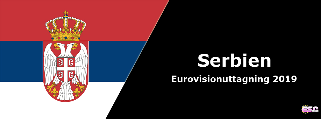 Serbien i Eurovision Song Contest 2019