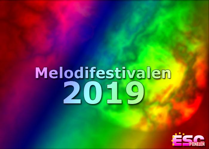 Antagningen till Melodifestivalen 2019 avslutad