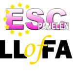"""ESC-Panelens """"Hall of Fame"""" (del 1)"""