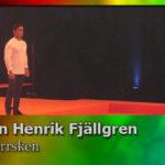 Inför Melodifestivalen 2019: Jon Henrik Fjällgren