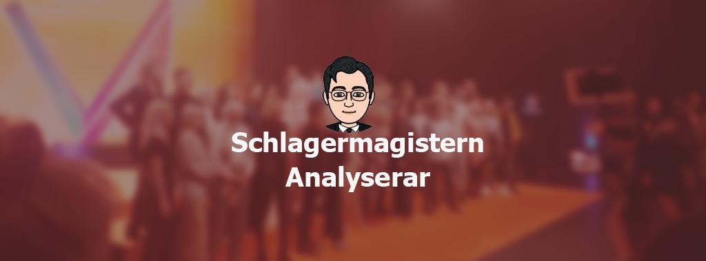 Schlagermagistern analyserar artisterna i Melodifestivalen 2019