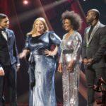 Bilder från genrepet (första deltävlingen, Melodifestivalen 2019)