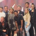 Adrians kommentarer efter repetitionerna i Lidköping (Melodifestivalen 2019)
