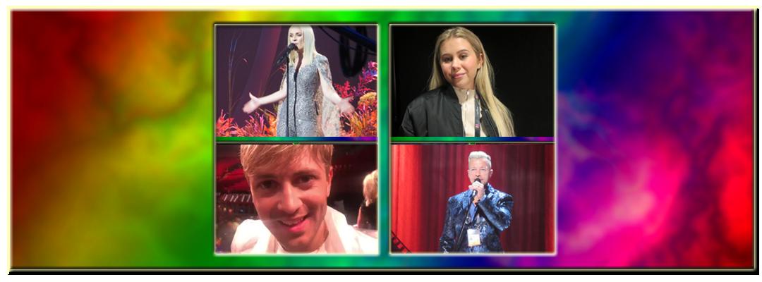 Melodifestivalen 2019: De går till final från Andra chansen (om genrepspubliken får bestämma)