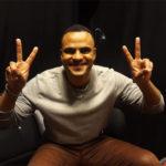 Intervju med Mohombi (inför Melodifestivalens final 2019)