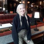Intervju med Wiktoria (inför Melodifestivalens final 2019)