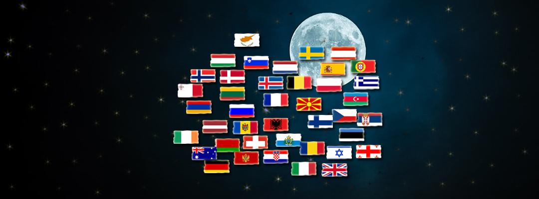 Oddscheck: 4 veckor kvar till Eurovision börjar