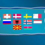 Eurovision 2019: Presskonferens med vinnarna i semifinal 2 (samt resultat av lottningen)