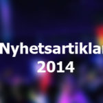 Nyhetsarkiv 2014