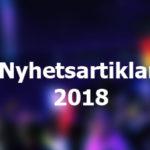 Nyhetsarkiv 2018