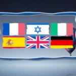 Inför Eurovision 2019: Poäng till de direktkvalificerade