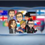 Vi tippar finalister från första semin i Eurovision 2019