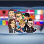 Vi tippar finalister från andra semin i Eurovision 2019