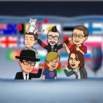 Vi önskar finalister från första semin i Eurovision 2019