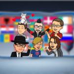 Vi önskar finalister från andra semin i Eurovision 2019