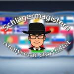 Schlagermagistern analyserar inför semifinal 1 (Eurovision 2019)