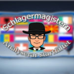 Schlagermagistern analyserar inför semifinal 2 (Eurovision 2019)