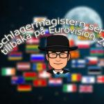 Schlagermagistern ser tillbaka på Eurovision 2019: Året då allt gick som väntat, fast ändå inte