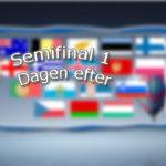 En liten analys dagen efter semi 1 (Eurovision 2019)