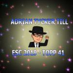 Här är Adrians topp 41 inför Eurovision 2019