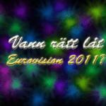 Panelen tycker till: Vann rätt låt Eurovision 2011?