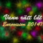 Panelen tycker till: Vann rätt låt Eurovision 2014?
