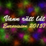 Panelen tycker till: Vann rätt låt Eurovision 2015?