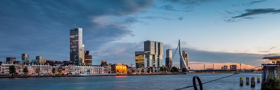 Rotterdam blir värdstad för ESC 2020