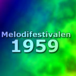 Melodifestivalen 1959
