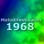 Melodifestivalen 1968