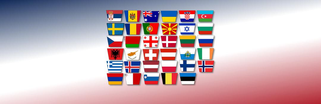 Eurovision 2020: Sverige tävlar i första semifinalen