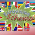 Eurovision-schema vecka 8, 2020