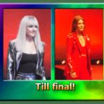 Resultat: Deltävling 2 i Melodifestivalen 2020