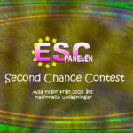 Inför: Panelens Second Chance Contest 2020