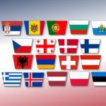 Eurovision 2020: Vilka tävlar i semi 2?