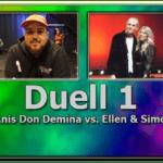 Inför Andra chansen 2020: Fakta om duell 1