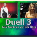 Inför Andra chansen 2020: Fakta om duell 3
