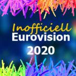 Låt oss presentera Inofficiell Eurovision 2020!
