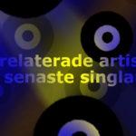 Eurovision-artisters senaste singelsläpp (juni 2020)