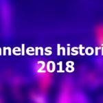 Panelens historia - 2018