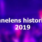 Panelens historia - 2019