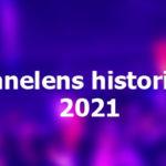 Panelens historia - 2021