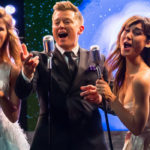 Programledartrio i Junior Eurovision 2020