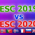 Duellen: Eurovision 2019 vs. 2020 (del 1)