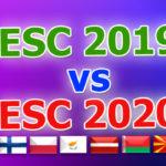 Duellen: Eurovision 2019 vs. 2020 (del 2)